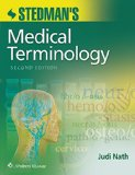 Stedman's Medical Terminology  2nd 2017 (Revised) 9781496317117 Front Cover