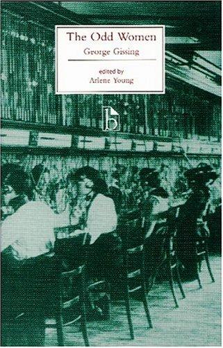 Odd Women   1998 edition cover