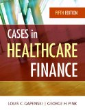 Cases in Healthcare Finance:   2013 edition cover