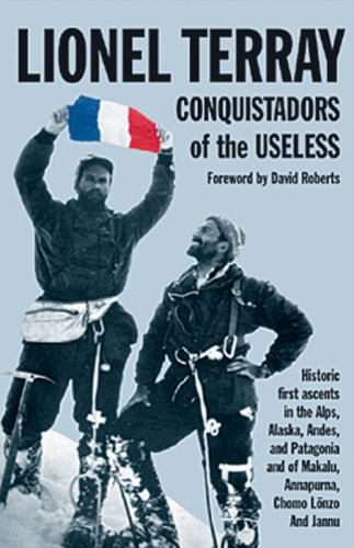 Conquistadors of the Useless  N/A edition cover