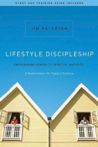 Lifestyle Discipleship Encouraging Others to Spiritual Maturity  2007 edition cover