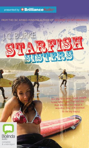 Starfish Sisters:   2013 edition cover