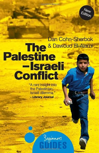 Palestine-Israeli Conflict  3rd 2008 edition cover