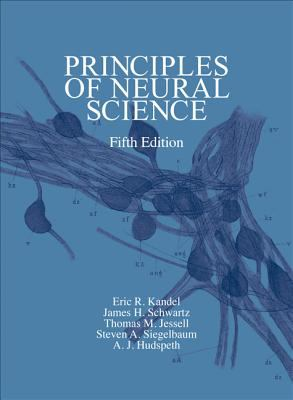 Principles of Neural Science  5th 2013 (Revised) edition cover