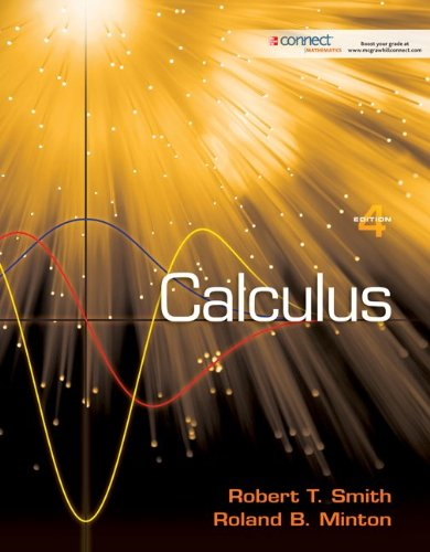 Calculus  4th 2012 edition cover