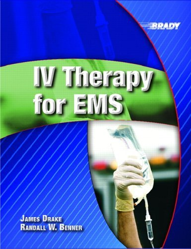 IV Therapy for EMS   2006 edition cover