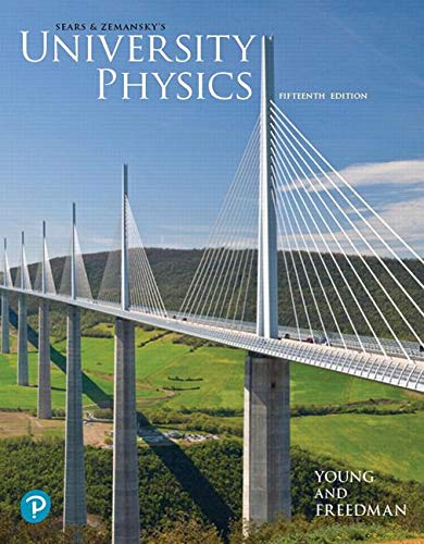 University Physics:   2019 9780135216118 Front Cover