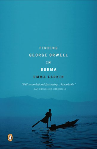 Finding George Orwell in Burma  N/A edition cover