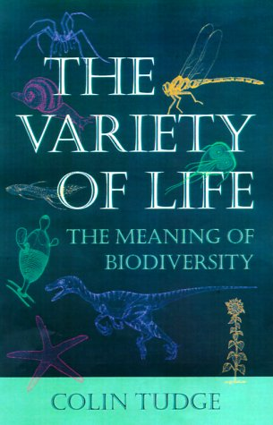 Variety of Life A Survey and a Celebration of All the Creatures that Have Ever Lived  2000 edition cover