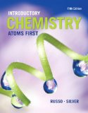 Introductory Chemistry Atoms First 5th 2015 9780321927118 Front Cover