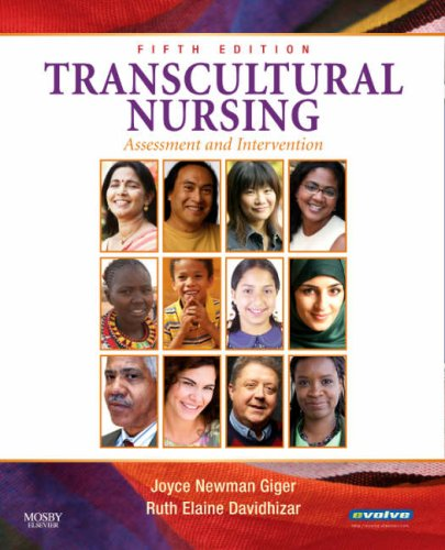 Transcultural Nursing Assessment and Intervention 5th 2007 (Revised) edition cover