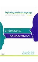 Medical Terminology Online for Exploring Medical Language  8th edition cover