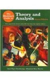 Musician's Guide - Theory and Analysis  2nd edition cover