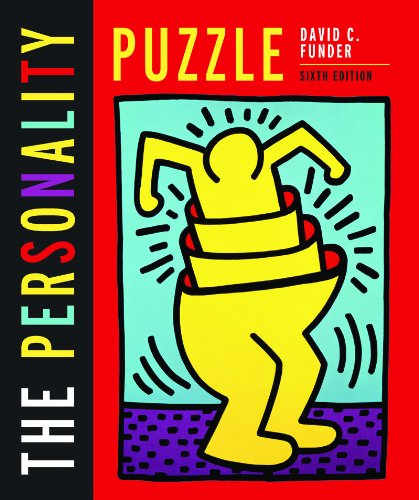 Personality Puzzle  6th 2013 edition cover