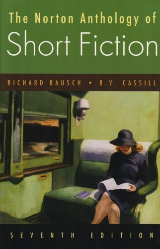 Norton Anthology of Short Fiction  7th 2005 (Revised) edition cover