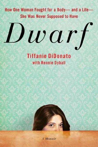 Dwarf A Memoir  2012 edition cover