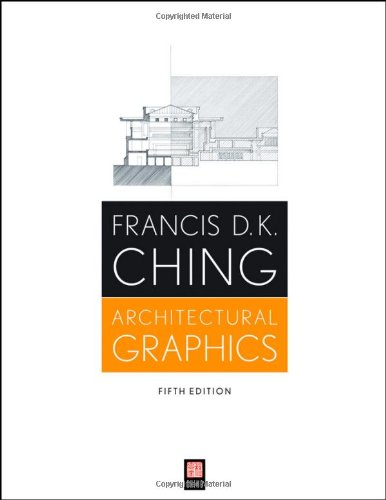 Architectural Graphics  5th 2010 edition cover