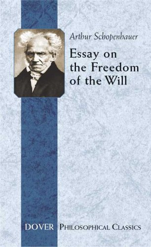 Essay on the Freedom of the Will   2005 edition cover