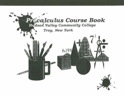 Precalculus Course Book  7th 2007 9780547031118 Front Cover