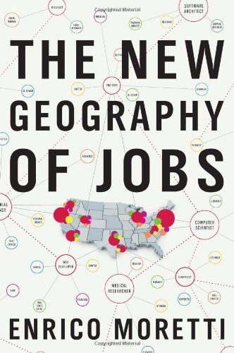 New Geography of Jobs   2012 edition cover