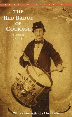 Red Badge of Courage   1964 9780553210118 Front Cover