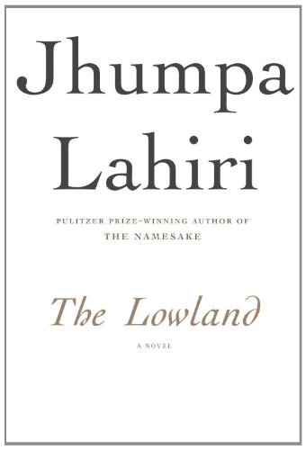 Lowland  Large Type  edition cover