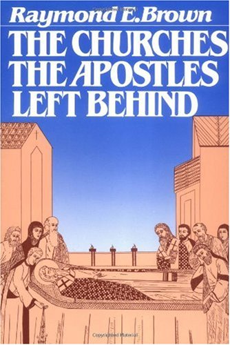 Churches the Apostles Left Behind  N/A edition cover