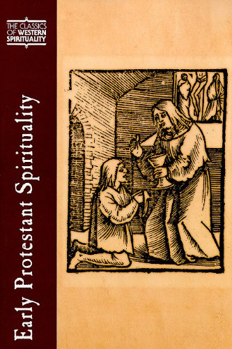 Early Protestant Spirituality  2009 edition cover