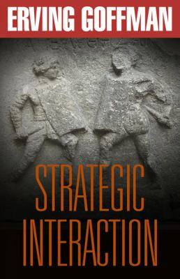 Strategic Interaction   1970 edition cover