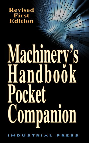 Machinery's Handbook  29th edition cover
