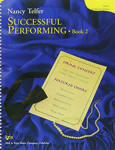 Successful Performing: Conductor's Edition  2006 edition cover
