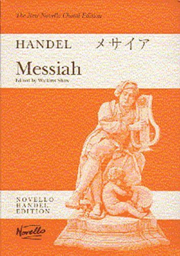 Messiah  N/A edition cover