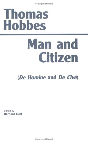 Man and Citizen  Reprint  edition cover