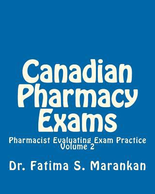 Canadian Pharmacy Exams: 2 N/A edition cover