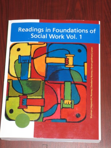 READINGS IN FOUND.F/SOCIAL...> N/A 9781133363118 Front Cover
