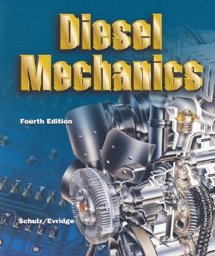 Diesel Mechanics  4th 1999 9781259669118 Front Cover
