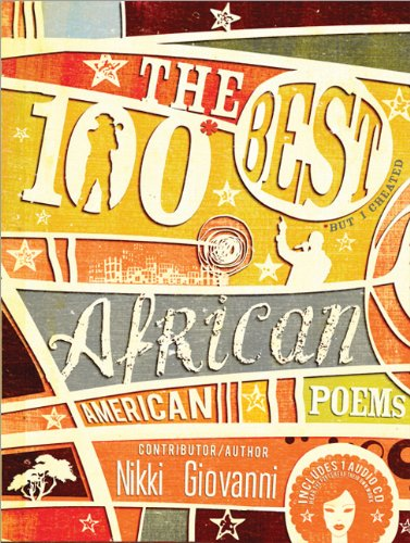 100 Best African American Poems  N/A 9781402221118 Front Cover