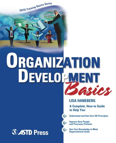 Organization Development Basics   2005 edition cover