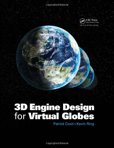 3D Engine Design for Virtual Globes   2011 edition cover