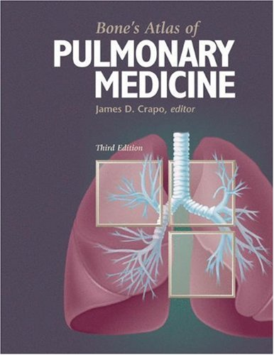 Atlas of Pulmonary Medicine  3rd 2005 edition cover