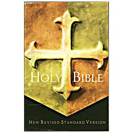 NRSV Holy Bible Compact Edition N/A 9781585168118 Front Cover