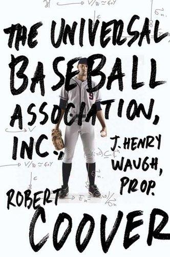 Universal Baseball Association  N/A edition cover
