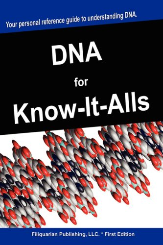DNA for Know-it-alls:  2008 edition cover