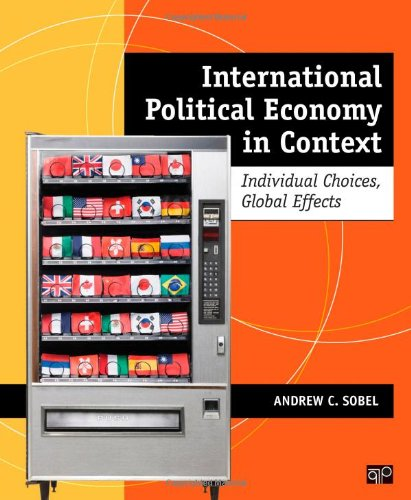 International Political Economy in Context  2nd 2013 (Revised) edition cover