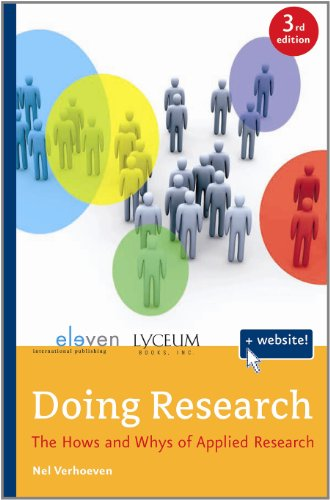 Doing Research The Hows and Whys of Applied Research 3rd 2012 edition cover