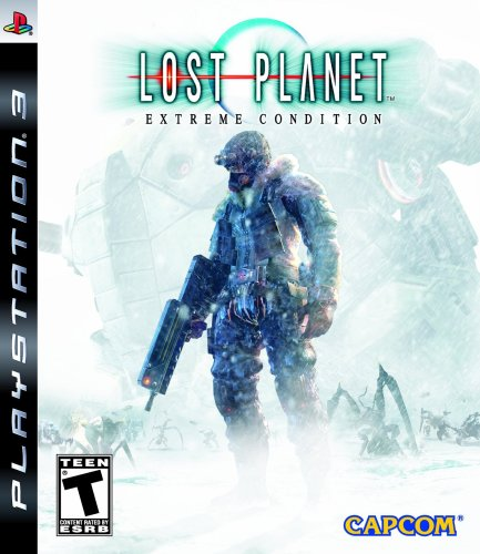 Lost Planet: Extreme Condition - Playstation 3 PlayStation 3 artwork