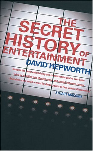 Secret History of Entertainment   2004 edition cover