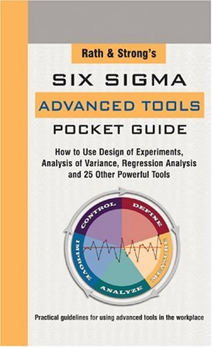Six Sigma Advanced Tools   2004 edition cover