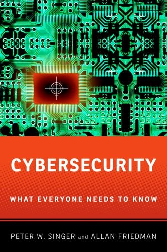 Cybersecurity and Cyberwar   2013 edition cover