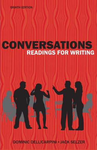 Conversations Reading for Writing 8th 2012 edition cover